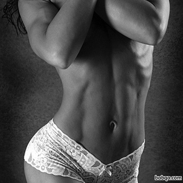 hottest babe with muscular body and toned bottom repost from tumblr