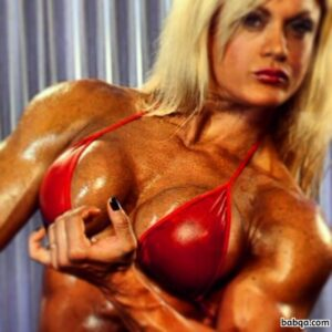 spicy female with fitness body and toned arms pic from tumblr