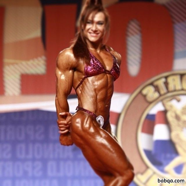 hot female with muscular body and muscle legs post from tumblr