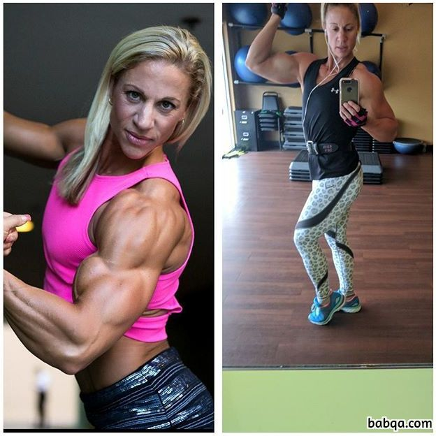 beautiful babe with muscle body and muscle legs repost from linkedin