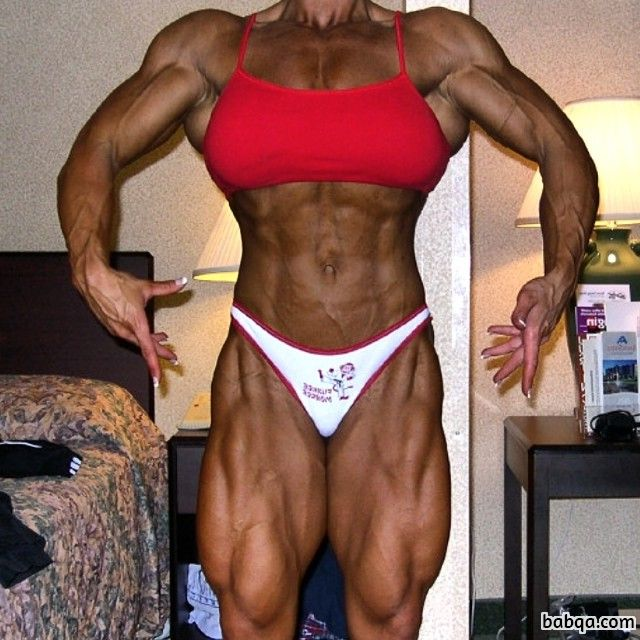 spicy babe with muscular body and muscle bottom picture from flickr