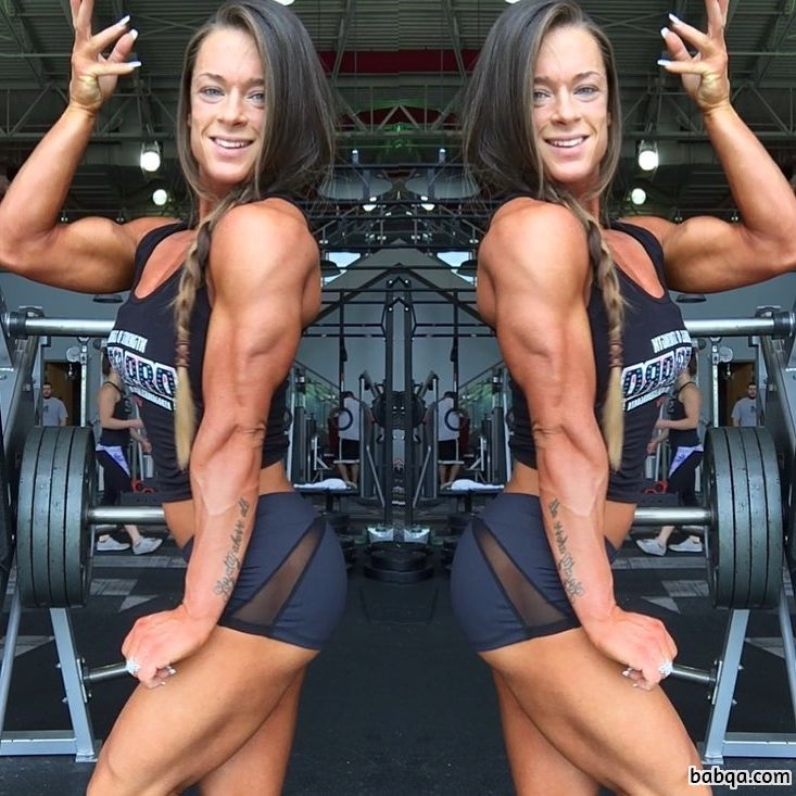 spicy female with muscle body and muscle bottom photo from flickr
