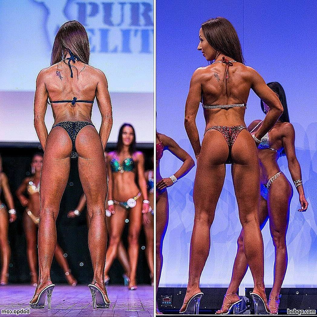 hottest babe with strong body and toned biceps image from facebook