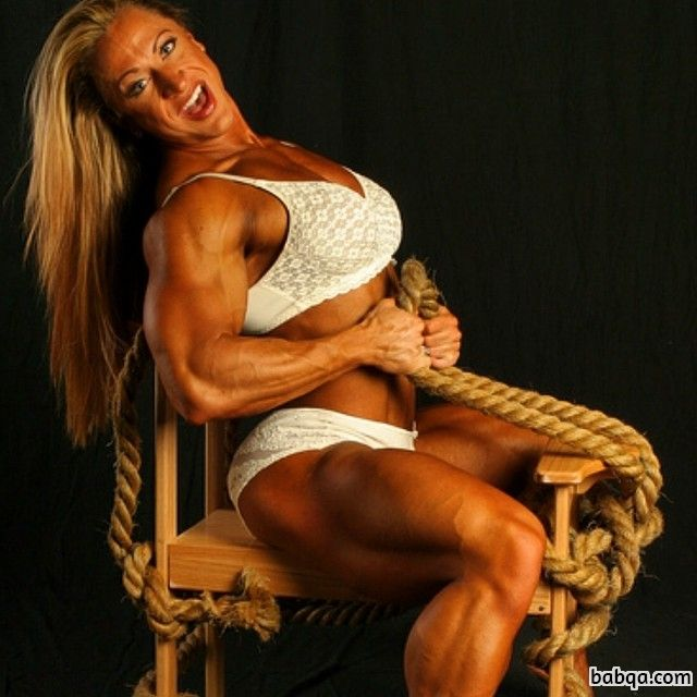 beautiful girl with muscle body and toned arms picture from tumblr