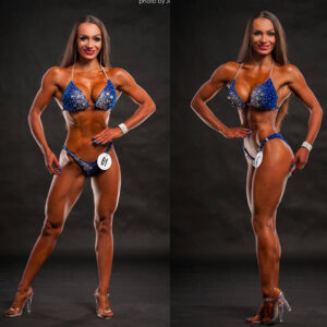 awesome female bodybuilder with muscular body and toned arms pic from linkedin