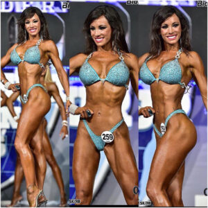 perfect female bodybuilder with muscle body and toned bottom picture from flickr