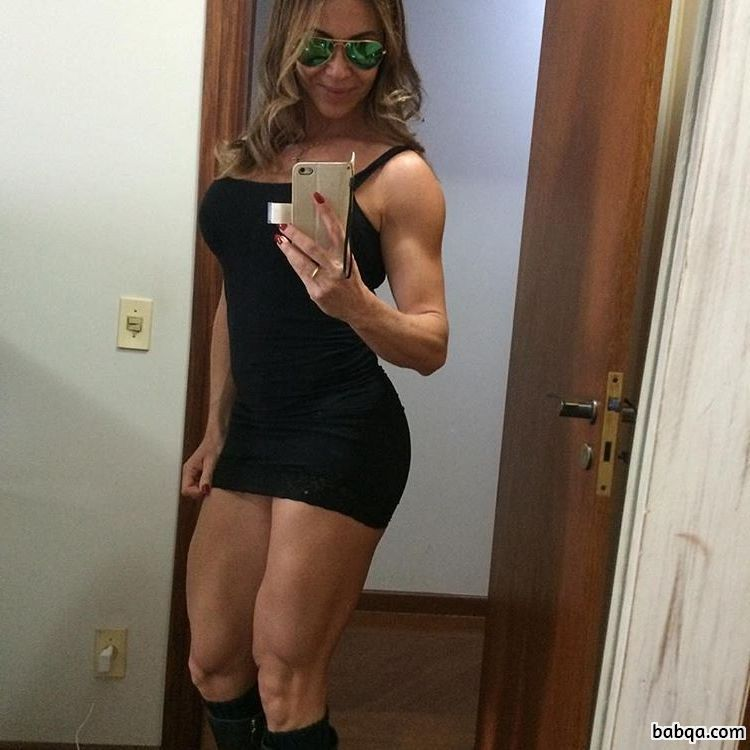 perfect lady with fitness body and toned bottom pic from tumblr