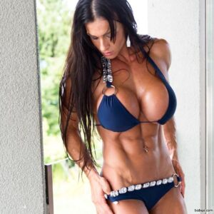 beautiful female bodybuilder with muscle body and muscle legs pic from tumblr