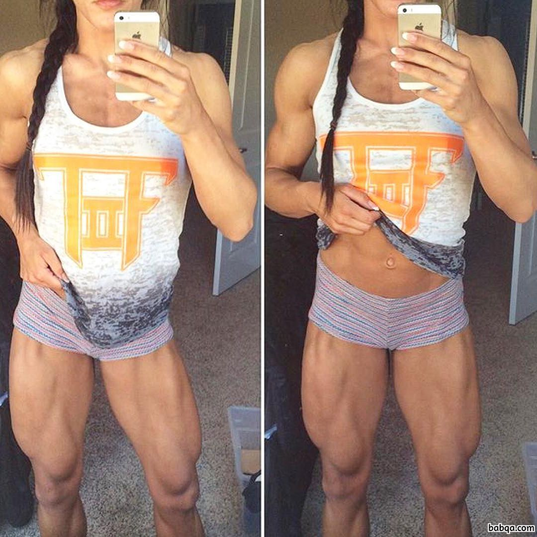 spicy female bodybuilder with muscular body and toned biceps photo from flickr