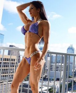 spicy lady with muscular body and muscle bottom post from g+