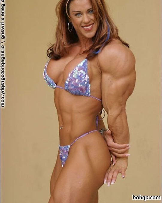 beautiful female with muscle body and muscle legs post from tumblr
