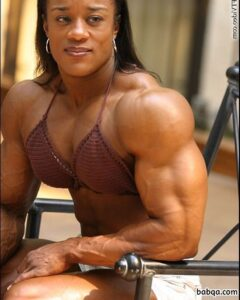 cute female bodybuilder with strong body and toned bottom repost from linkedin