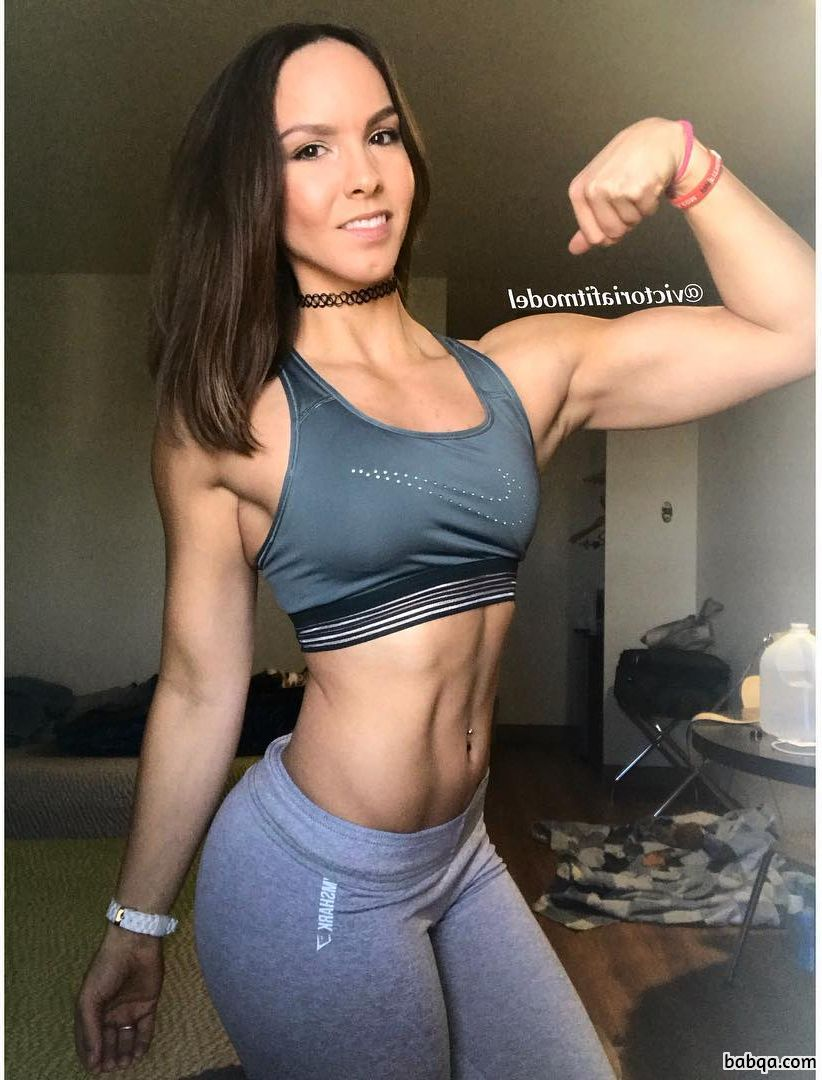 spicy girl with fitness body and toned bottom image from linkedin