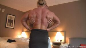 hot girl with strong body and muscle bottom pic from facebook