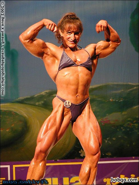 cute lady with strong body and muscle bottom pic from tumblr