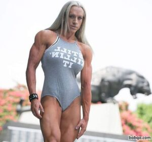 spicy woman with muscular body and muscle ass pic from instagram