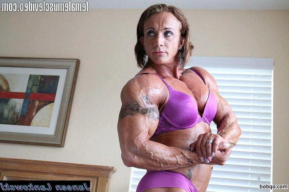 spicy chick with fitness body and toned arms image from instagram