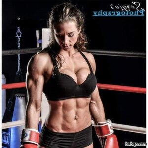 beautiful babe with muscle body and muscle ass repost from linkedin