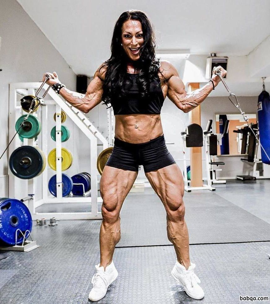 perfect babe with muscle body and muscle bottom repost from linkedin