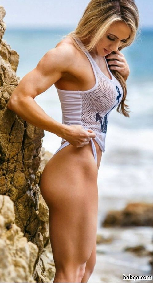 spicy female bodybuilder with muscular body and muscle bottom picture from tumblr