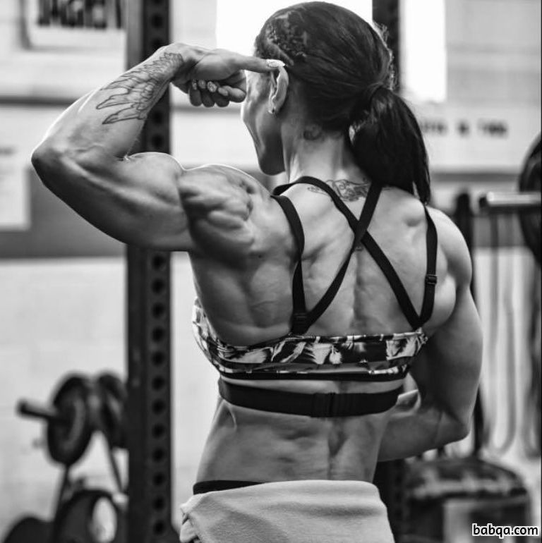 spicy female with strong body and muscle ass photo from reddit