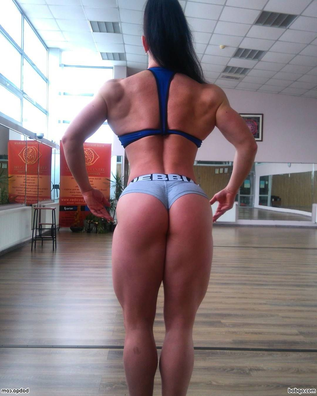 perfect chick with strong body and muscle bottom photo from linkedin
