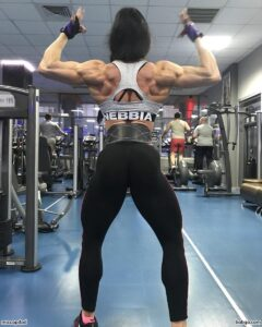 awesome lady with fitness body and toned ass picture from linkedin